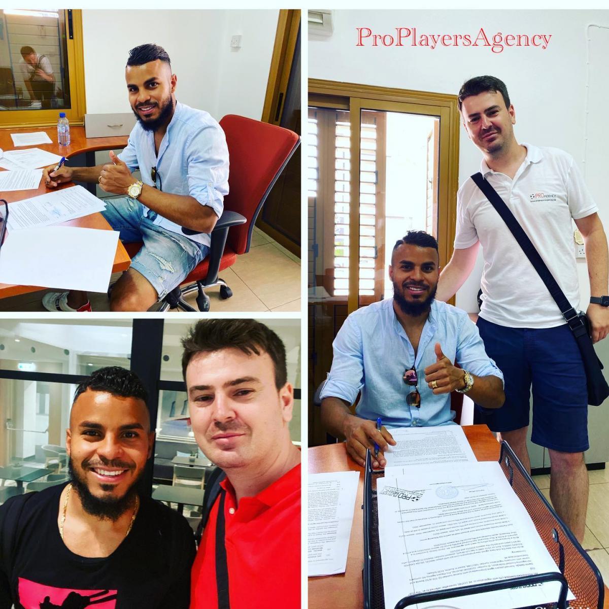 Danilo transfer to AEL